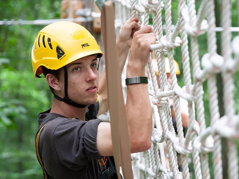 jamboree ropes course